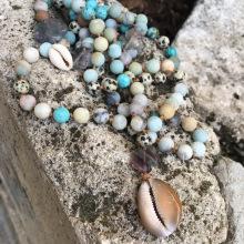 Collier Cauri turquoise